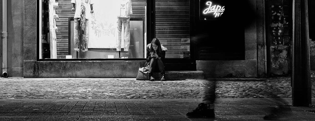 Street photo à Aix en provence